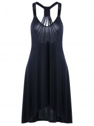 Midi Strappy Slip Dress