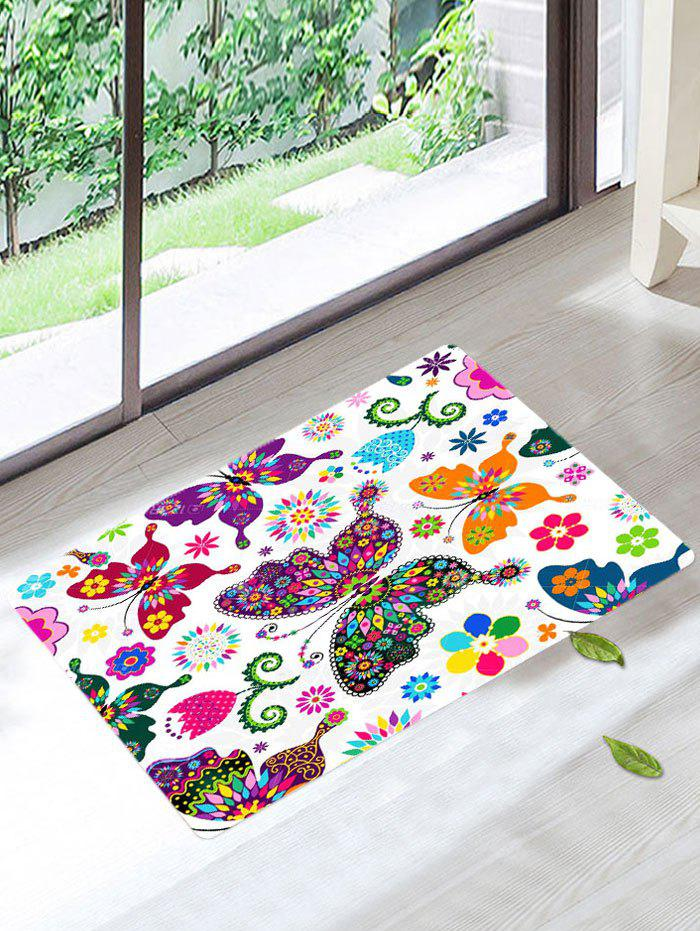 Colorful W16 Inch L24 Inch Colorful Butterfly Water