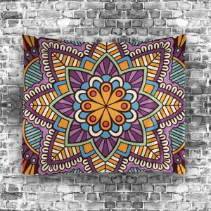 Wall Hanging Art Decoration Mandala Print Bohemian Tapestry -