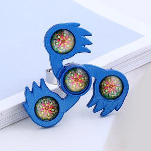 Angel Wings Fidget Hand Spinner Ring