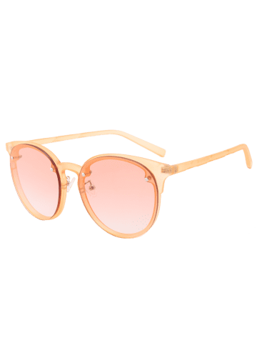 Hot Ombre Anti UV Sunglasses - PEARL KUMQUAT  Mobile