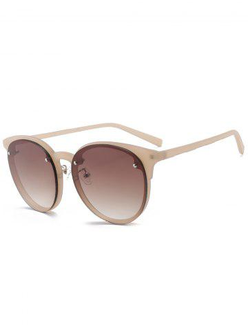 Shops Ombre Anti UV Sunglasses - TEA-COLORED  Mobile