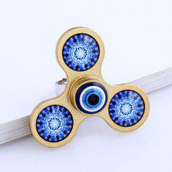 Bague de spinner EDC Devil Eye Fidget - Or
