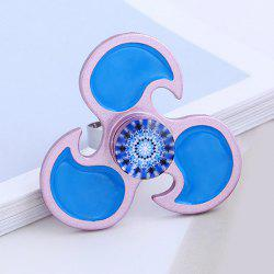 EDC Flower Hand Fidget Spinner Ring
