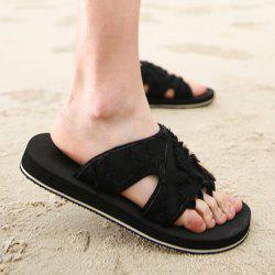 Synthetic Flip Flop Slippers