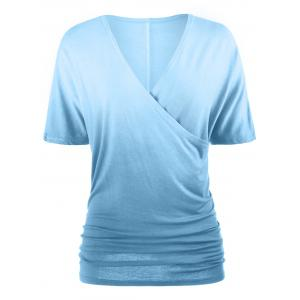 Scrunch Ombre T-shirt