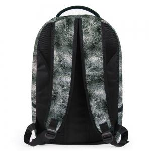 Animal 3D Print Backpack - GRAY