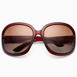 Outdoor UV Protection Sunglasses - TRANSPARENT TAWNY FRAME + TAWNY MERCURY LENS