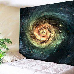 Decorative Wall Hanging Milky Way Print Tapestry