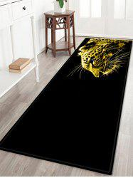 Leopard Pattern Indoor Outdoor Area Rug
