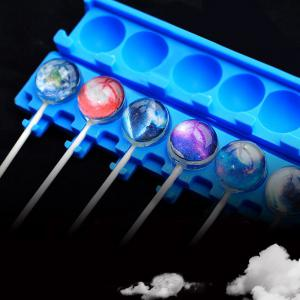 DIY Starcraft Silicone Lollipop Mold Kitchen Tool