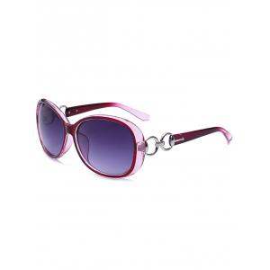 Polarized Anti UV Sunglasses  - Purple
