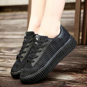 Mesh Breathable Athletic Shoes -