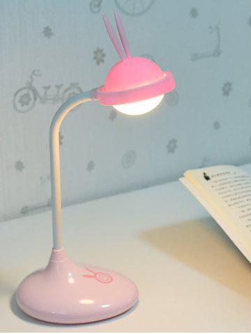 Shops Rabbit Rechargeable LED Touch Desk Lamp - PINK  Mobile