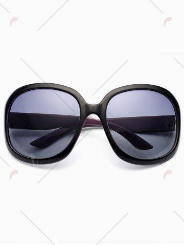 Shop UV Protection Sunproof Polarized Sunglasses  - PURPLE  Mobile