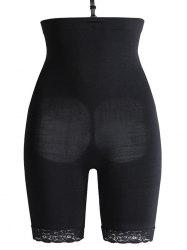 Butt Lifter High Waisted Body Shaper - BLACK