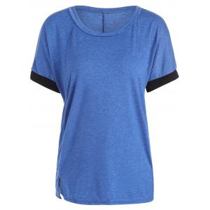 Crew Neck Casual Short Sleeve T Shirt