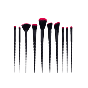 Unicorn Tapered Shape Makeup Brushes Set -