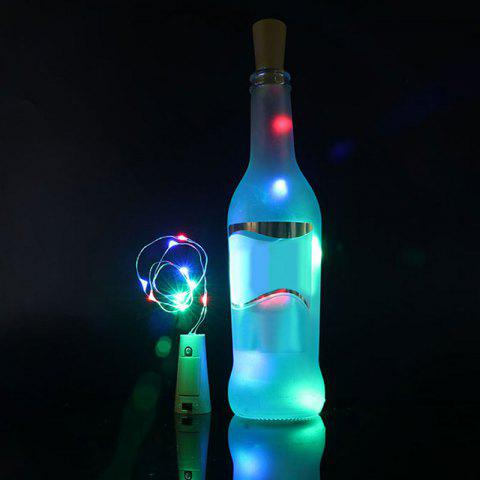 Store Decorative Colorful 2PCS Bottle Stopper LED String Light - COLORFUL  Mobile