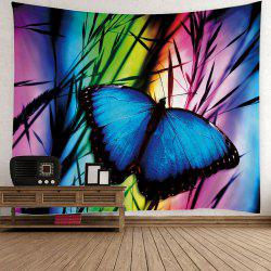 Home Decor Butterfly Print Wall Hanging Tapestry