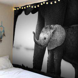 Home Decor Vintage Elephant Print Wall Tapestry
