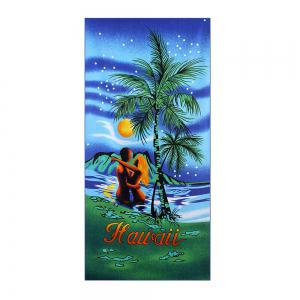 Beach Style Polyester Rectangle Bath Towel