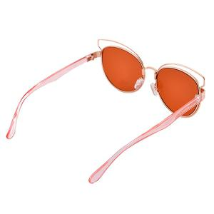 Street Snap Cat Eye Sunglasses with Box -