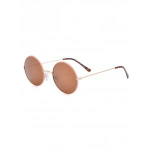 Anti UV Round Sunglasses and Box