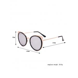 Cat Eye Shaped UV Protection Sunglasses with Box -