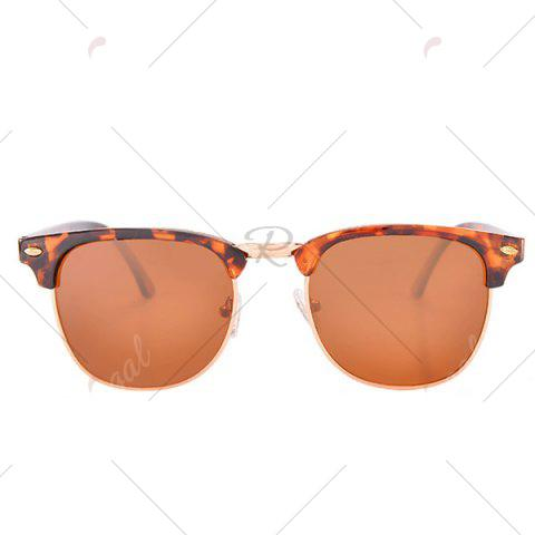Shops Anti UV Street Snap Sunglasses and Box - LEOPARD  Mobile