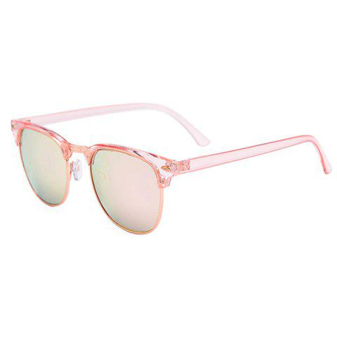 Shops Anti UV Street Snap Sunglasses and Box PINK