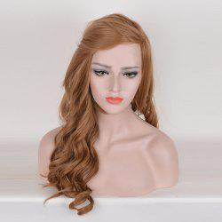 Long Free Part Cosplay Curly Synthetic Wig
