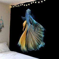 Betta Fish Wall Hanging Home Decor Tapestry
