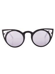 Kitten Eye Anti UV Sunglasses and Box