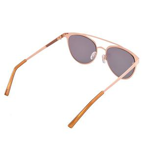 Anti UV Reflective Oversized Sunglasses with Box -