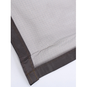 Summer Anti-mosquito Net Magnetic Screen Mesh Curtain - COFFEE 90*210CM