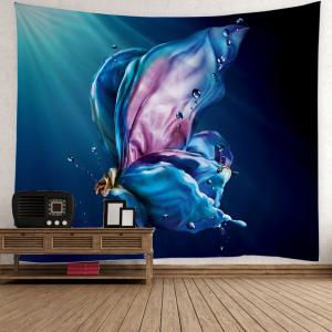 Home Decor Water Butterfly Wall Art Tapestry