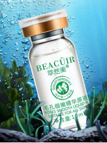 Outfit 10ml*1pc Plant Essence Skin Repaired Shrink Pores Liquid - WHITE  Mobile