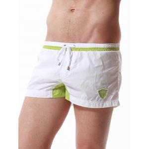 Graphic Shorts sport sport - Blanc XL