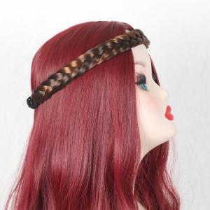 Braided Head Band Hair Extension