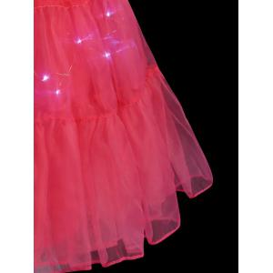 Flounce Light Up Bubble Cosplay Jupe - Frutti de Tutti XL