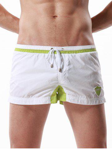 Graphic Shorts sport sport Blanc XL