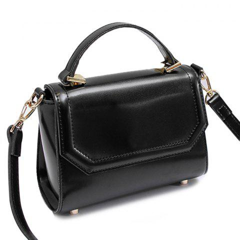 Outfits PU Leather Flap Mini Handbag