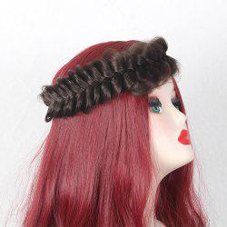 Large Braided Headband Hair Extension