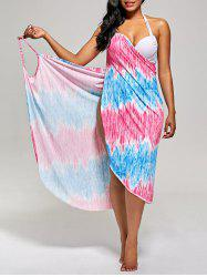 Cover Up Wrap Dress