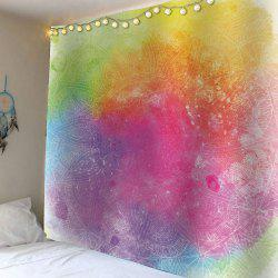 Bohemian Mandala Waterproof Wall Art Tapestry