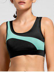 Breathable Padded Gym Racerback Bra