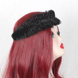 Fishbone Large Braided Headband
