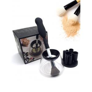 Electric Makeup Brush Cleaning Tool Kit