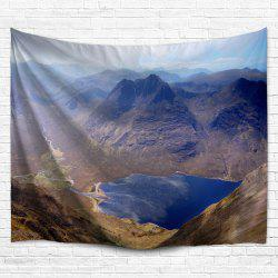 Mountain Landscape Wall Hanging Home Decor Tapestry